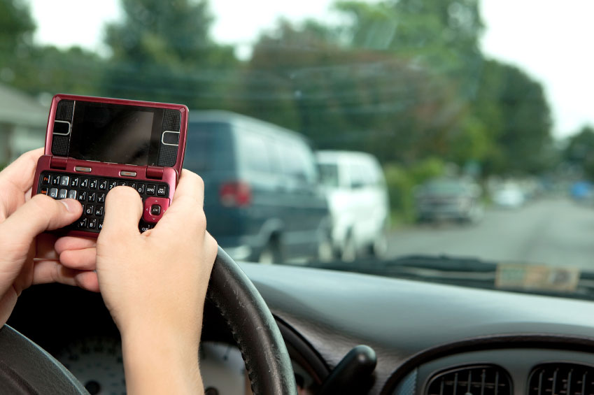 Texting While Driving; Vicarious Liability; Employer ...