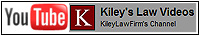 Kiley Law Firm on YouTube