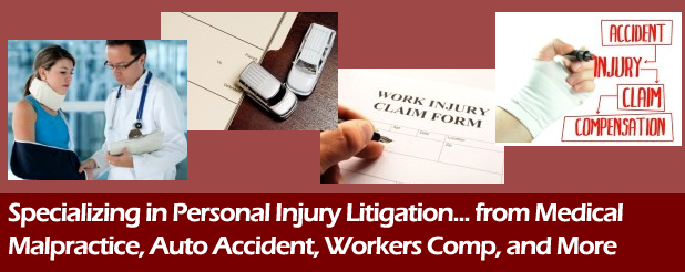 Personal Injury Litigation Attorney